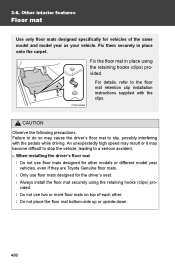 2011 toyota tundra owners manual