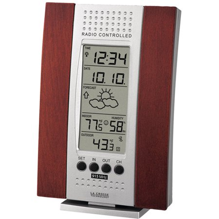 la crosse technology wireless weather station manual