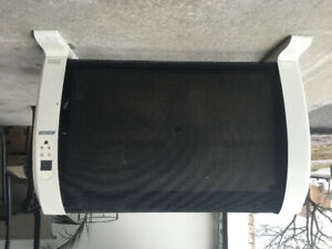 garrison convection heater 1500w plug in 120v manual
