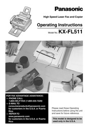 panasonic kx fhd331 user manual