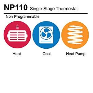emerson heat pump thermostat manual