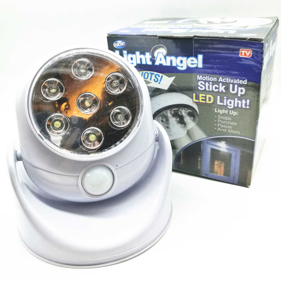energizer led night light manual