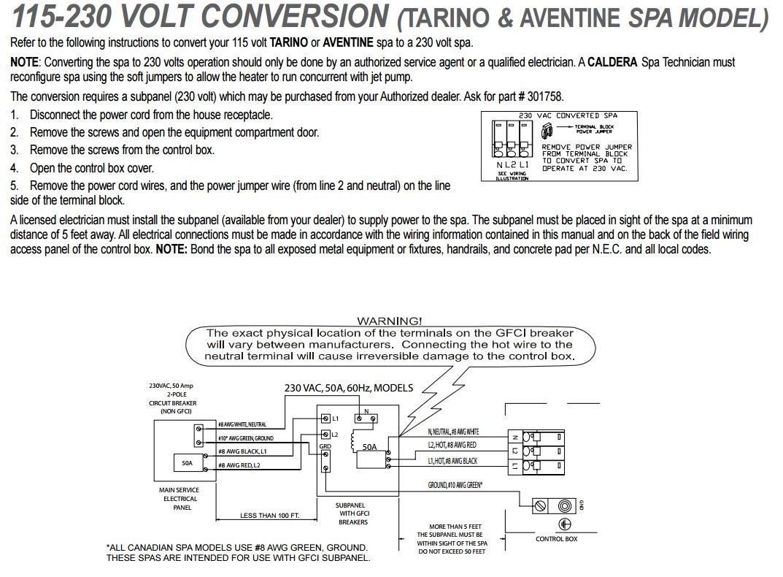 eon hot tub owners manual