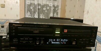 pioneer cd recorder pdr 609 manual