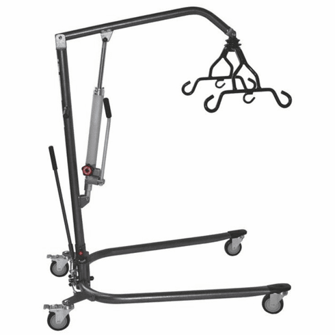 medline manual hydraulic patient lift