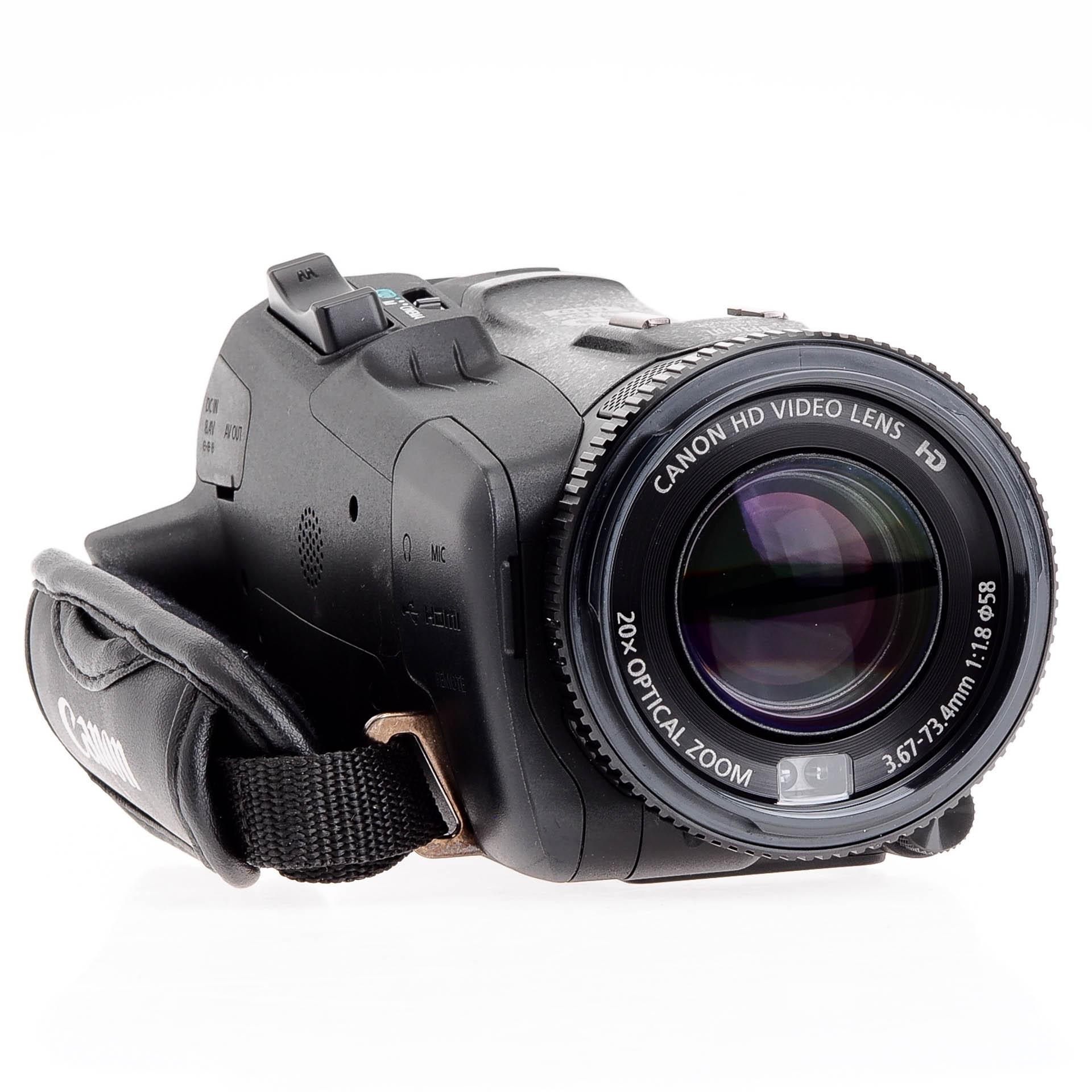canon vixia hf g40 manual