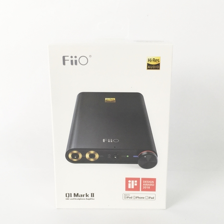 fiio q1 mark ii manual