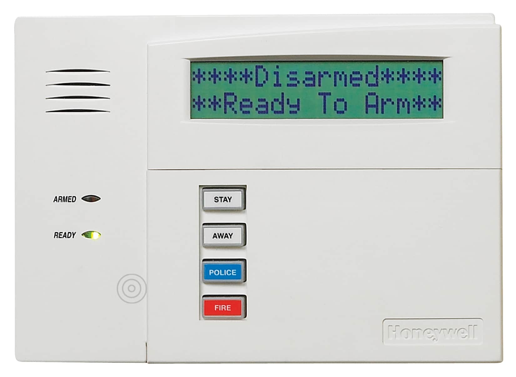 honeywell alarm keypad 6160 manual