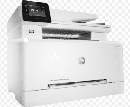 hp color laserjet 1600 manual