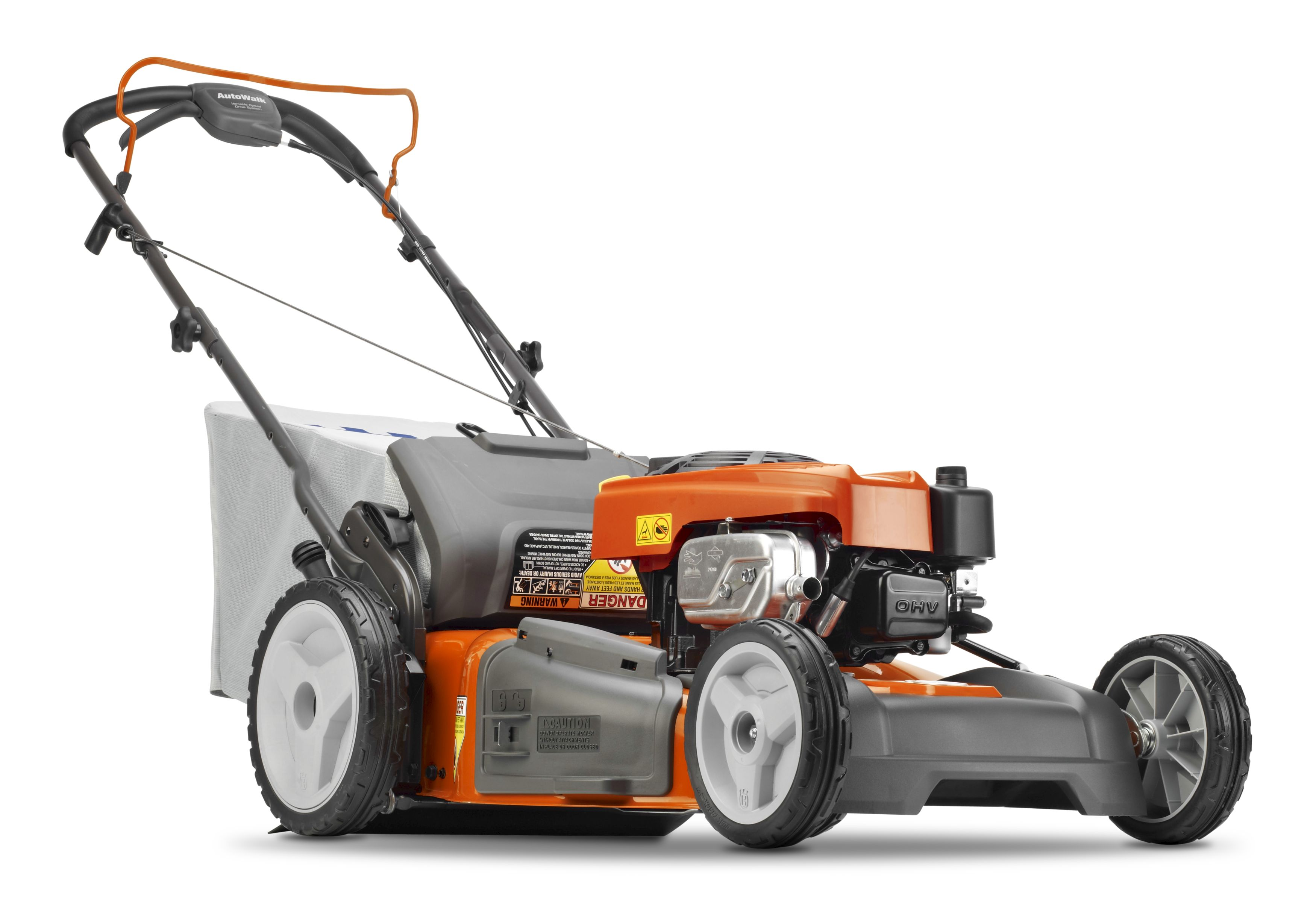 husqvarna lawn mower manual hu775h