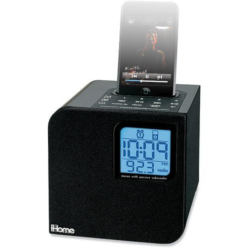 ihome manual set the clock