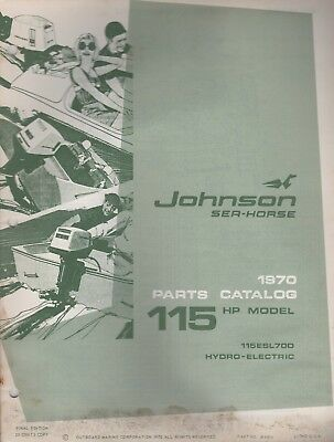 johnson 115 hp outboard motor manual