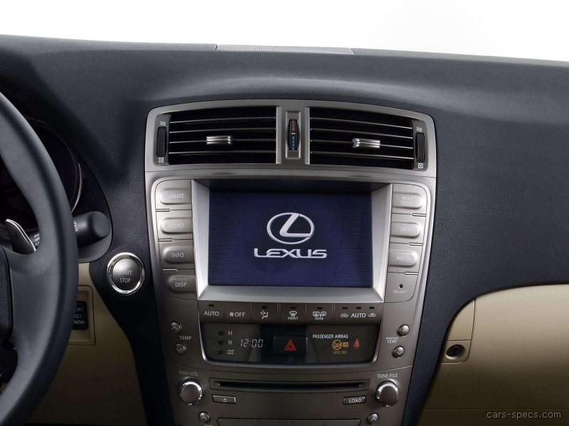 lexus is 250 user manual