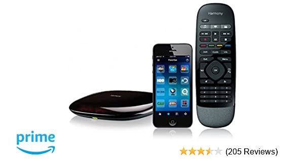 logitech harmony 650 universal remote control manual