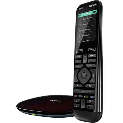 logitech harmony remote control manual