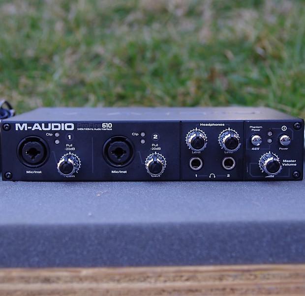m audio firewire solo manual