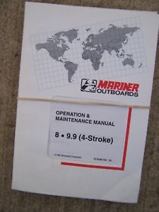 mariner 90 hp outboard service manual