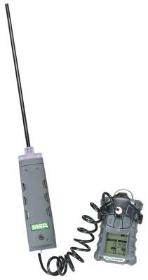 msa altair pump probe manual