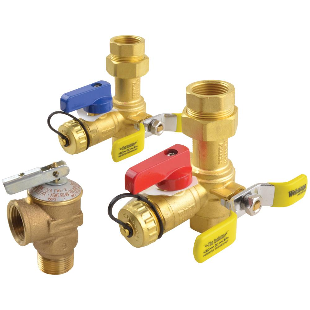rheem water heater parts manual