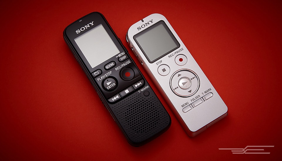 sony recorder icd px333 manual