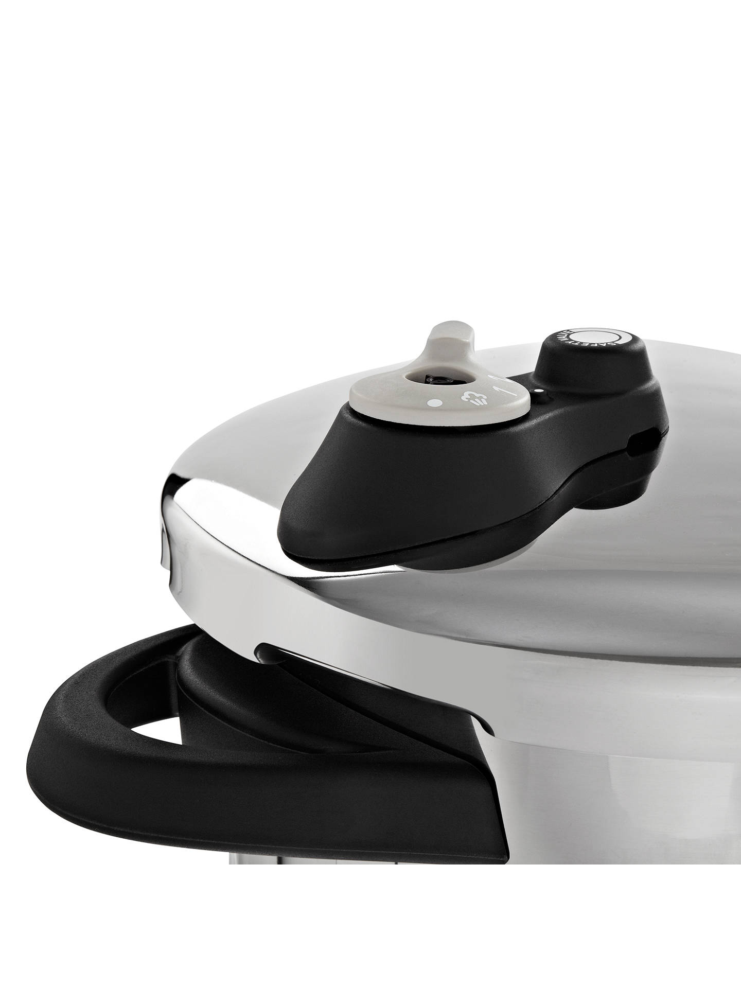 tefal secure 5 pressure cooker manual