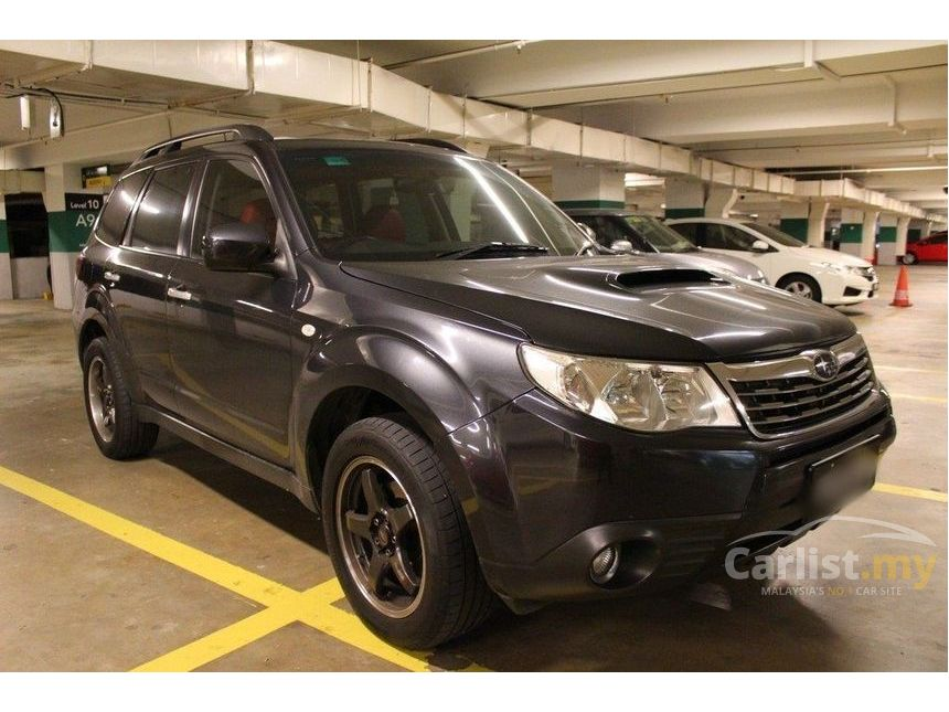 used subaru forester xt manual