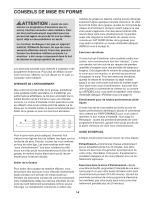 weslo cardio glide manual pdf